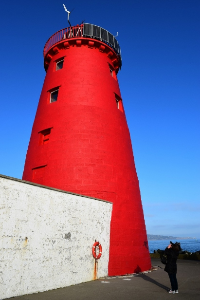 The Special One... and the lighthouse!!