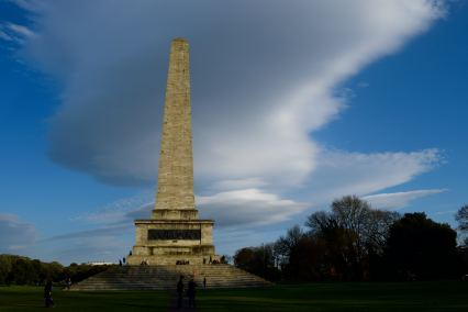 The Wellington Testimonial in Phoenix Park, Dublin, Ireland