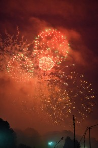 Starting with a bang!! Enjoy your marvelous Monday, wherever you are!!