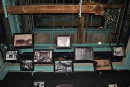 rust, pipes and photos of days gone by...