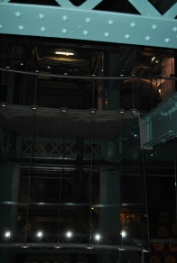 More steel and glass