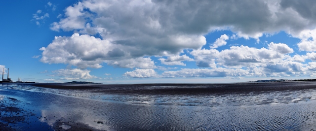 Dublin Bay panorama... summer bliss??