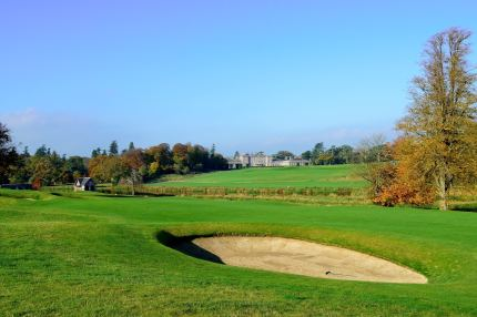 The views of history at Carton House, Co Kildare, Ireland... pleasant on the eye!