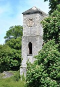 The bell tower at Marlay Park
