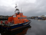 The Arklow RNLI Lifeboat! Thanks to the crews who serve with devotion!