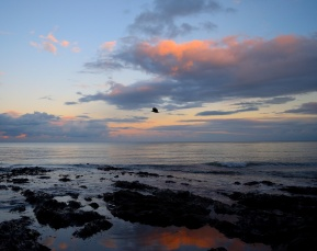 Sublime sunset... Clogga Beach, Arklow, Co Wicklow