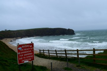 Hook Head, Co Wexford sign