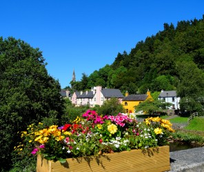 Avoca Village in the summer! Bliss... pure bliss!