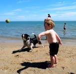 PLAY! Summer Fun!! Arklow's Cove, Co Wicklow, Ireland!