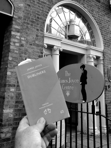 Book... books, and more books! Outside the James Joyce Museum.. Dublin, Ireland!
