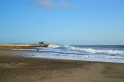 The morning after... Arklow's South Beach in the sunshine. Ophelia who?? 3