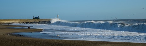 The morning after... Arklow's South Beach in the sunshine. Ophelia who?? 4