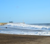The morning after... Arklow's South Beach in the sunshine. Ophelia who?? 6