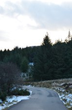 A Touch of Frost? Travelling Co Wicklow's Sally Gap... Friday afternoon de-stressing exercise