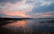 Saturday... sunset splendour... Donegal way... special!
