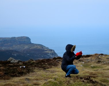 LONELY... windswept on Horn Head... Dunfanaghy, Co Donegal, Ireland