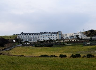 The Shandon Hotel at Marble Hill... a pleasure...