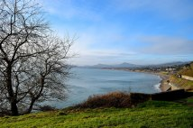 Looking south toward Bray... some view - the beauty of coastal Co Wicklow, Ireland