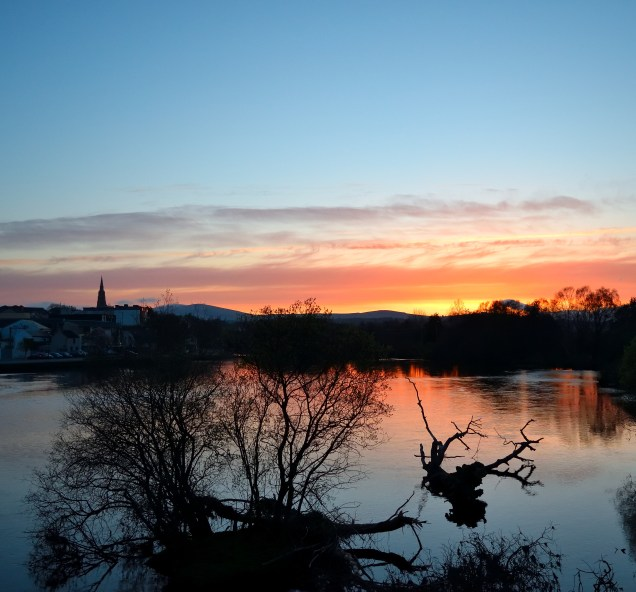Arklow sunset... another stunner. Taken looking west up the Avoca River!
