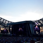 Billy Joel in Dublin... a moment of magic - beginnings of Piano Man!