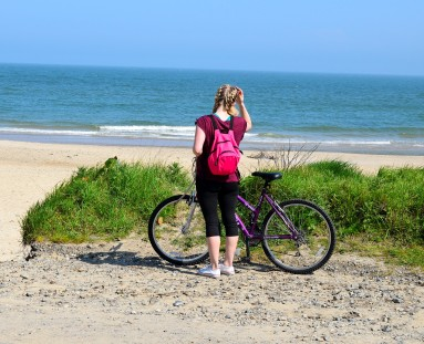 I want to ride my bicycle... Kilmichael Point, Co Wexford... Ireland!